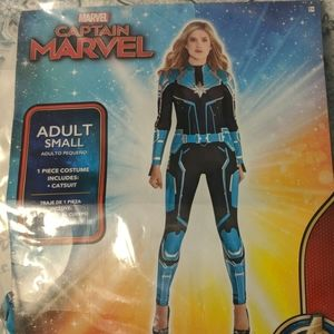 Captain Marvel Starforce Costume